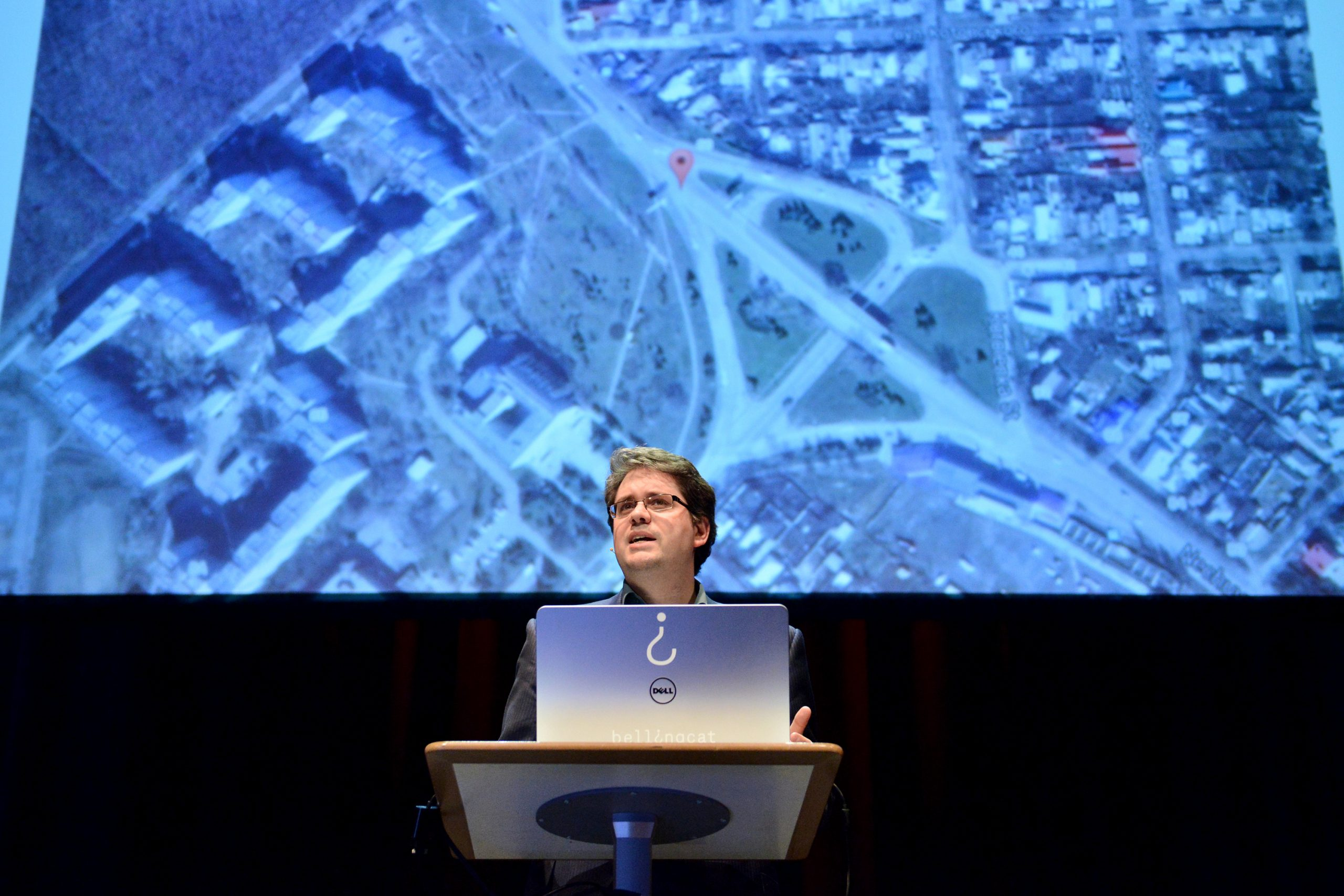 Bellingcat Founder Eliot Higgins on Finding Truth in a World of Disinformation