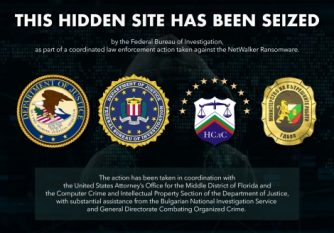 U.S. Announces Charges, Cryptocurrency Seizure in NetWalker Investigation