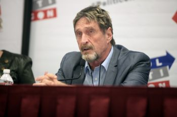 US Charges Infosec Veteran John McAfee over Cryptocurrency Pump-and-Dump Scheme