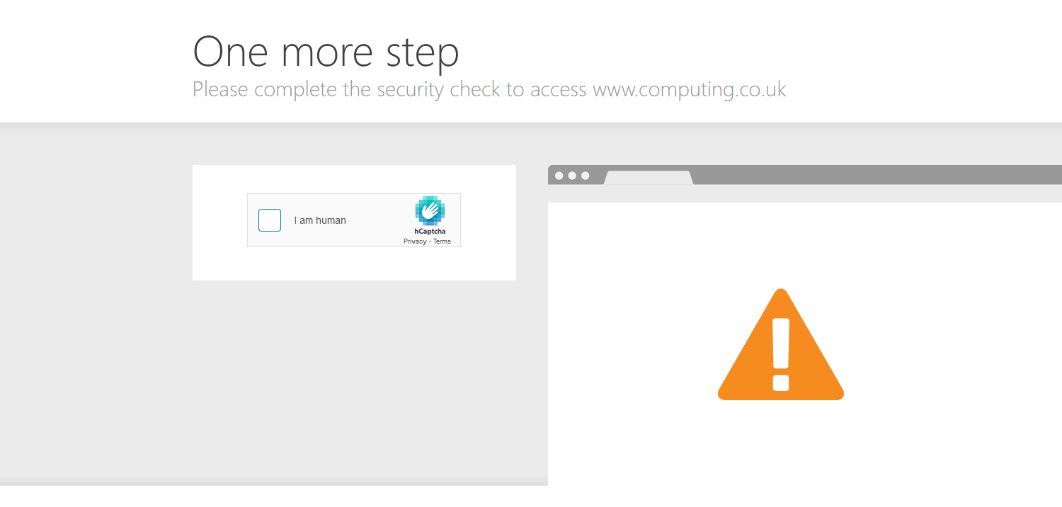 Cloudflare says new hCaptcha bypass doesn't impact its implementation