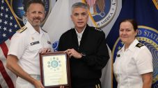 Canadian Navy wins US Cyber Command cyber training exercise