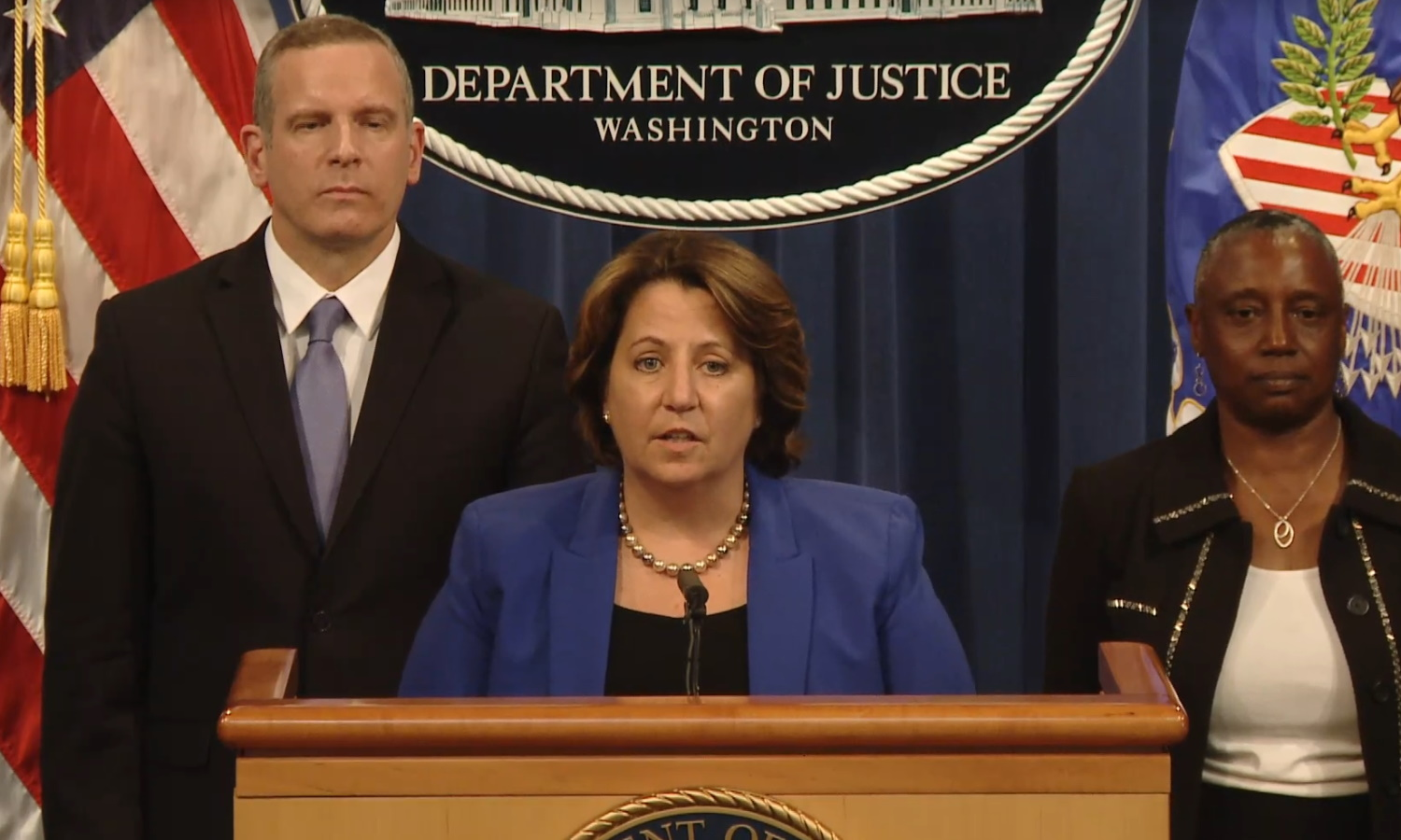 DOJ officials say they recovered most of the Colonial ransomware payment