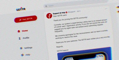 GETTR leaks email addresses and user details in API security snafu