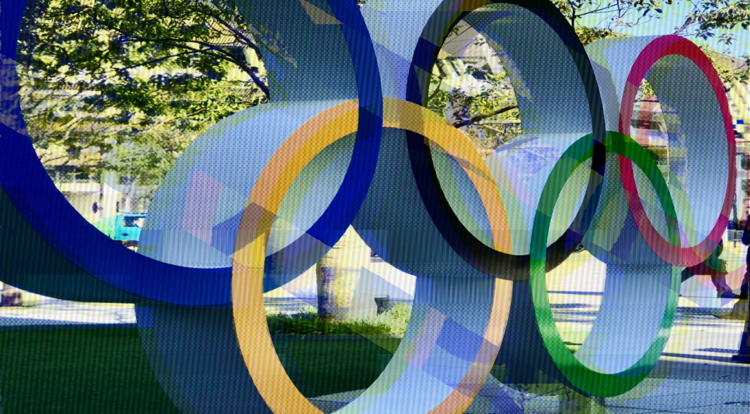 A Japanese security firm said it discovered an Olympics-themed malware sample that contains functionality to wipe files on infected systems and appear