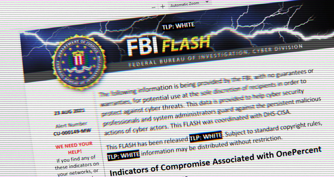 FBI sends its first-ever alert about a 'ransomware affiliate'