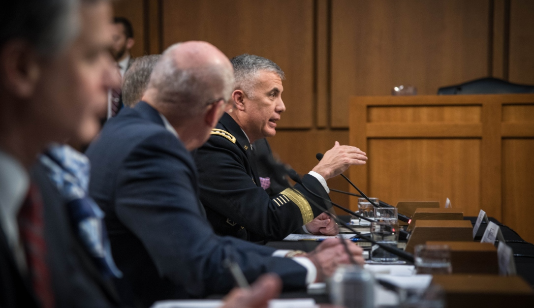 NSA chief predicts U.S. will face ransomware 'every single day' for years to come